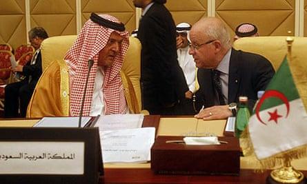 Prince Saud al-Faisal