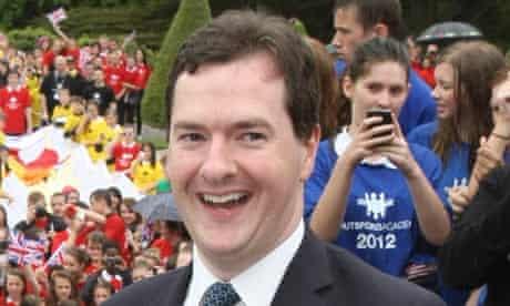 George Osborne, May 2012