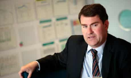 David Gauke … resetting our moral compasses or deflecting attention from bankers?