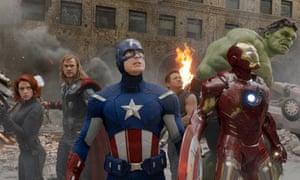 The Avengers, 2012 film