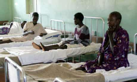 Ugandans suspected of being infected with Ebola in hospital