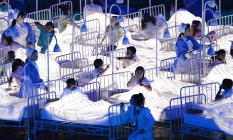 Olympic ceremony subject to further claims of design similarities ...