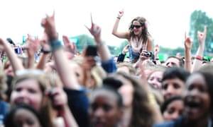 Radio 1's Hackney Weekend - London
