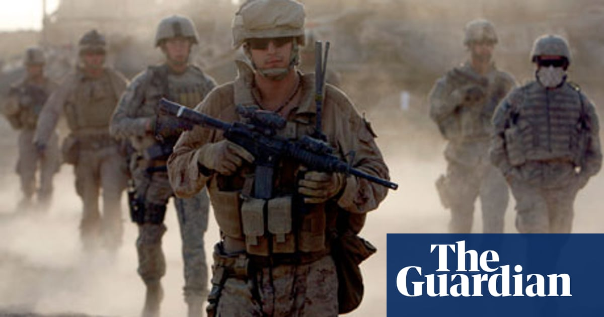 Afghanistan: how the US army battled it out with the British