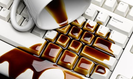 What to do when you spill a drink in your laptop | Ask Jack | Technology |  The Guardian