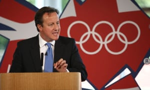Cameron Olympics speech