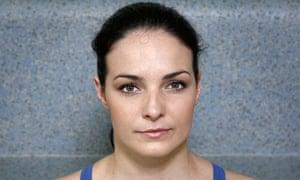 Keri-anne Payne, open water swimmer.