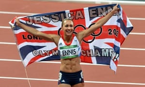 London Olympic Games -  Jessica Ennis
