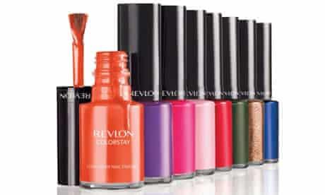 Revlon ColourStay LongWear Nail Polish