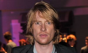 Domhnall Gleeson … 'Getting yourself into the audition is tough'.
