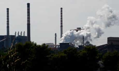 Ilva steelworks