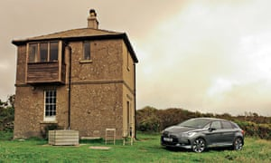 On The Road Citroen Ds5 Hdi 160 Technology The Guardian