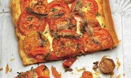 Yotam Ottolenghi's tomato recipes