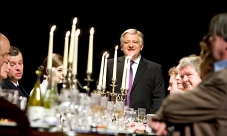 Simon Russell Beale in Timon Of Athens national theatre