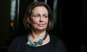 Anthropologist Melissa Fisher