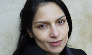 Priti Patel …  a potential party leader?