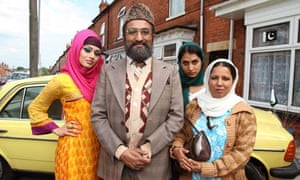 Citizen Khan, BBC1 sitcom