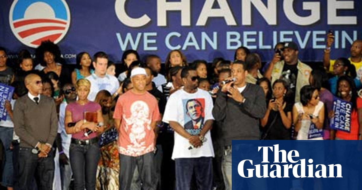 How hip-hop fell out of love with Obama | Music | The Guardian