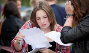 GCSE gradings change