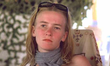 Rachel Corrie, 2002