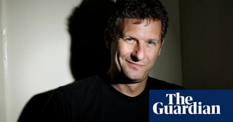 Australian comedian Adam Hills: 'I was born without a foot