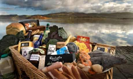 Mid-Wales food products