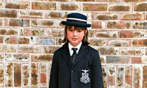 School uniform … just what is the point?