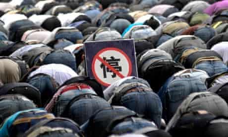 Muslims in Xinjiang