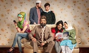 Citizen Khan … in the great tradition of British family sitcom.
