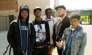 the Pro Era crew.