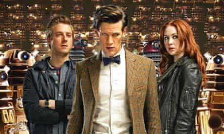 Doctor Who, Asylum of the Daleks