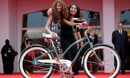 Haifaa al-Mansour and Waad Mohammed Venice Film Festival