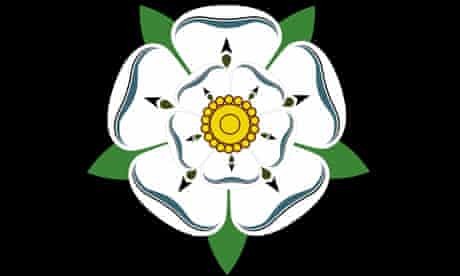 The Yorkshire Rose.