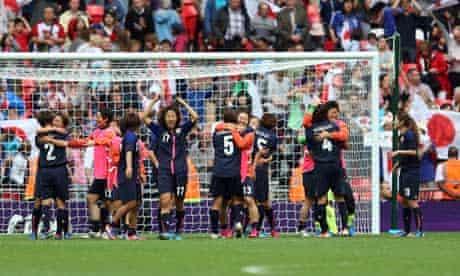 Japan's women's football team
