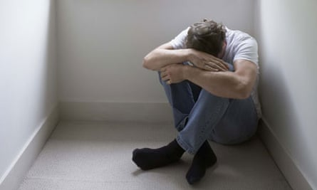 More than 6 million Britons are estimated to sufer from depression each year.