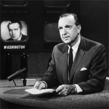 Walter Cronkite, CBS News, 1963