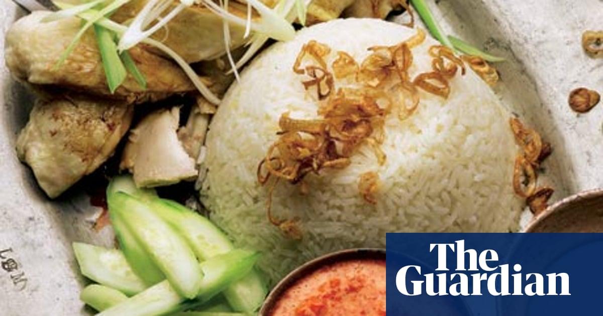 Yotam Ottolenghi Recipes Hainanese Chicken Rice Plus Penang Acar Main Course The Guardian