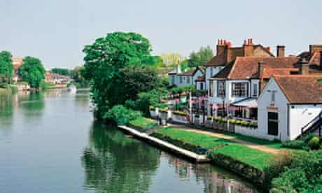 Let's move to Staines-upon-Thames