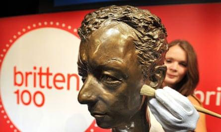 Benjamin Britten centenary launch
