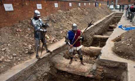 Richard III's resting place?