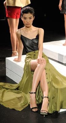 Holmes & Yang - Presentation - Spring 2013 Mercedes-Benz Fashion Week