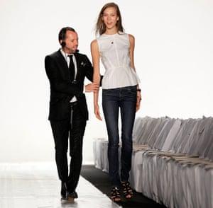 Fashion show producer Alex Betak, Director of Bureau Betak