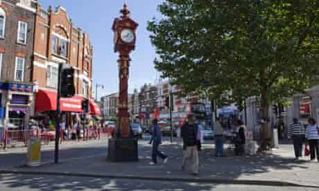 Let's move to Harlesden and Old Oak Common