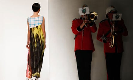 Antoni & Alison Spring/Summer 2013 collection at London Fashion Week