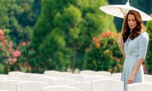 Duke and Duchess of Cambridge in Singapore - Day Three