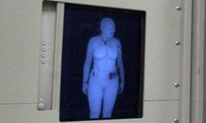 backscatter security scanner