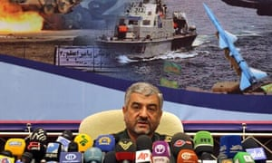 Iranian top commander
