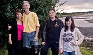 huntingtons disease smith family