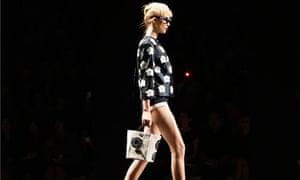 Prada's spring 2013 collection