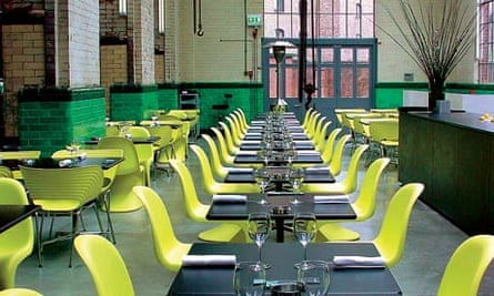 Restaurant: Wapping Food